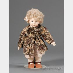 Christine Adams Artist Doll and Literature
