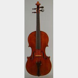 Italian Violin, Giacomo and Leandro Bisiach, Milan, c. 1940