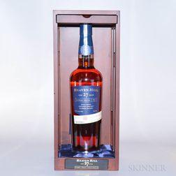 Heaven Hill 27 Years Old, 1 750ml bottle