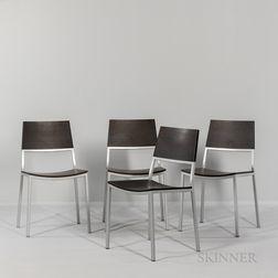 Four Domitalia Side Chairs
