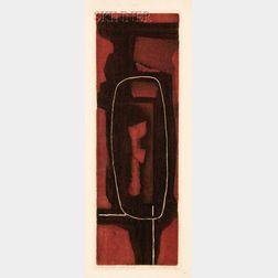 Minna Wright Citron (American, 1896-1991)      Stillness