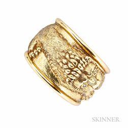 18kt Gold Bracelet, Ugo Piccini