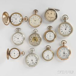 Group of New York Standard Watches