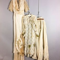 Three Pieces of Vintage Clothing