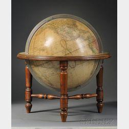 16-inch Gilman Joslin Library Globe