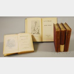 Mixed Lot, Eighteen Volumes: