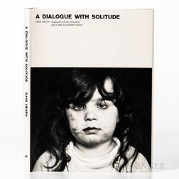 Heath, Dave (1931-2016) Dialogue with Solitude,   Signed.