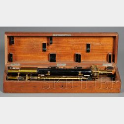 Brass Roliometer by Franz Schmidt