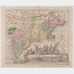 (Maps and Charts, Americas)