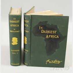 Stanley, Henry Morton (1841-1904) In Darkest Africa