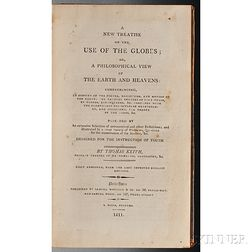 Keith, Thomas (1759-1824) A New Treatise on the Use of Globes.