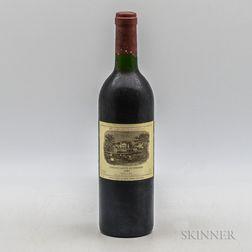 Chateau Lafite Rothschild 1984, 1 bottle