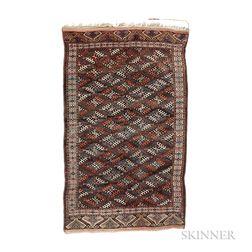 """Yomud """"Dyrnak-Gul"""" Main Carpet"""