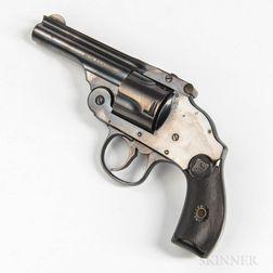 Harrington & Richardson Model 2 Double-action Revolver