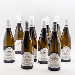 Chavy-Chouet Meursault Clos des Corvees de Siteau 2015, 10 bottles