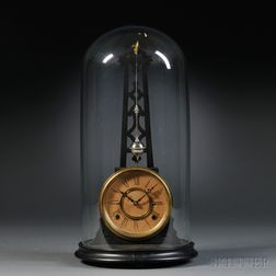 "Kroeber ""Noiseless Rotary No. 1"" Derrick Clock"