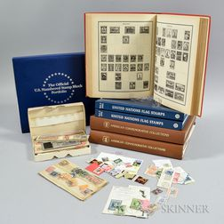 Large Group of Stamps and First Day Covers