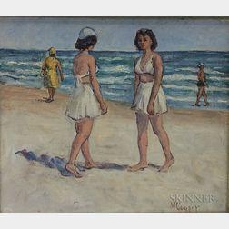 Margaret Miller Cooper (American, 1874-1965)      Twins