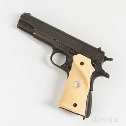 Colt Model 1911A1 Semiautomatic Pistol