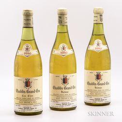 Paul Droin, 3 bottles