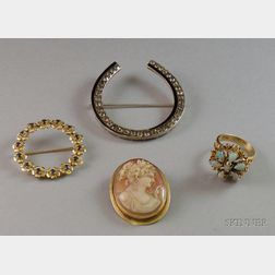 Small Group of Estate Jewelry