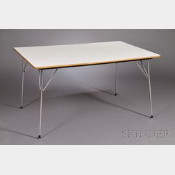 Charles and Ray Eames DTM Dining Table