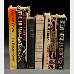 Greene, Graham (1904-1991) Seven Novels: