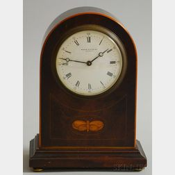 Small William Wise & Son Shelf Clock