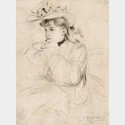 Jacques Villon (French, 1875-1963)      Suzanne
