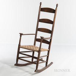 Shaker Rocking Chair