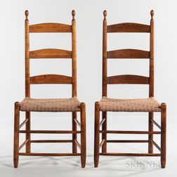 Pair of Shaker Side Chairs
