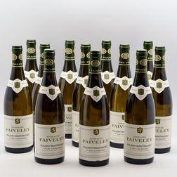 Faiveley Puligny Montrachet Les Referts 2014, 12 bottles