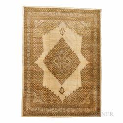 Hajalili Tabriz Carpet,