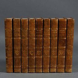 Buffon, Georges Louis Leclerc Comte de (1707-1788) Oeuvres Completes
