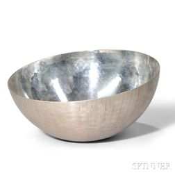Franco Assetto (1911-1991) Bowl for Reed & Barton