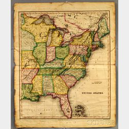 East Coast and Midwest, United States. Alexander Macredie (Active First Quarter 19th Century) United States.