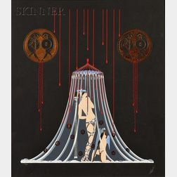 Romain de Tirtoff, called Erté (Russian, 1892-1990)      Helen of Troy