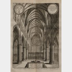 (Cathedrals, English), Dugdale, William (1605-1686)