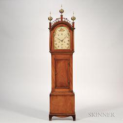 Joshua Wilder Dwarf Clock