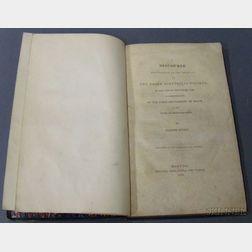 (Massachusetts Town Histories), Story, Joseph