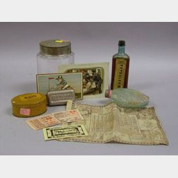 Eleven Assorted Collectible Items