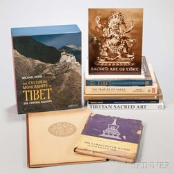 Ten Books on Tibetan Art and Architecture