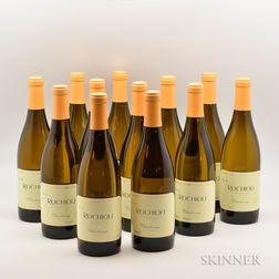 Rochioli Russian River Valley Chardonnay 2013, 12 bottles