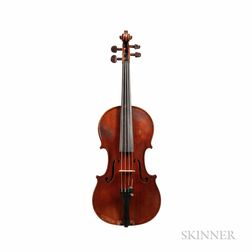 French Violin, Amédée Dieudonné, Mirecourt, 1946