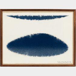 Joseph Binder (Austrian/American, 1898-1972)      Ultramarine (Indigo)
