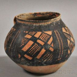 Neolithic Funerary Urn