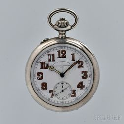 Vacheron & Constantin Corps of Engineers Pocket Watch