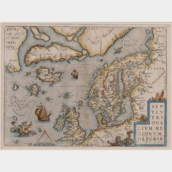 (Map and Charts, Polar Regions), Ortelius, Abraham (1527-1598)