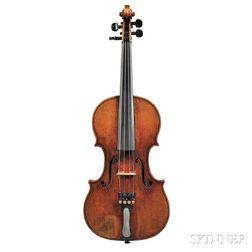 French Violin, Vuillaume School, c. 1860
