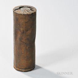 U.S. 2.9-inch Hotchkiss Cannister Round